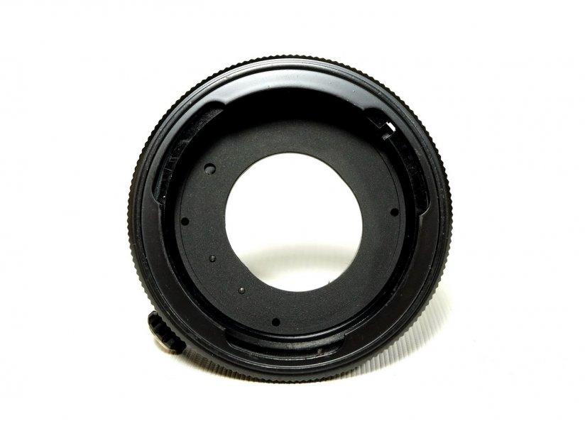 Adapter shift Pentacon 6 - Nikon F