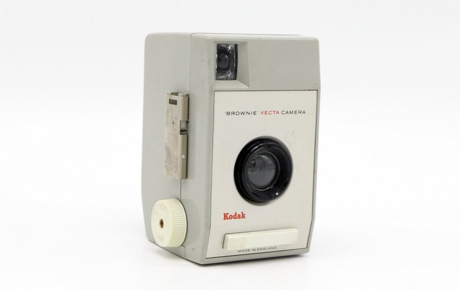 Kodak Brownie Vecta Camera (UK, 1964)