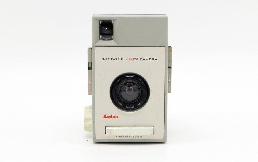 Kodak Brownie Vecta Camera (UK, 1964)