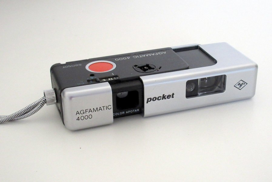 AGFAMATIC 4000 pocket