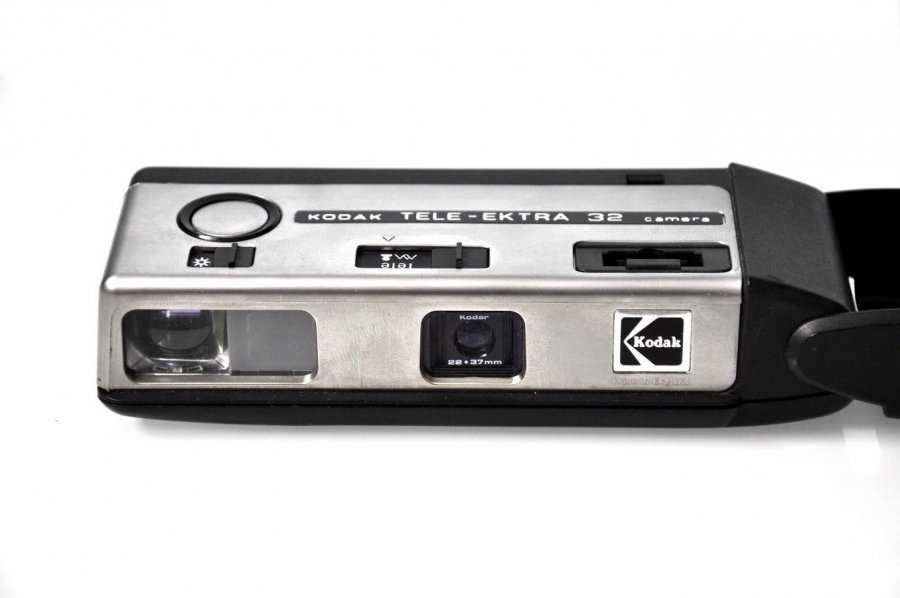 Kodak TELE-EKTRA 32 (UK, 1979)