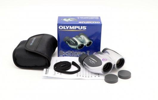 Бинокль Olympus 8x21 DPC I новый