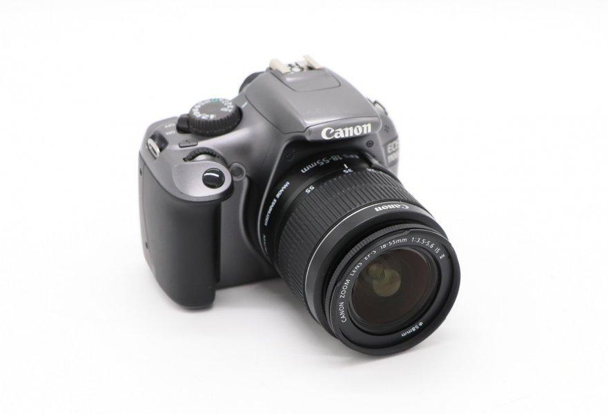 Canon EOS 1100D kit (пробег 3К)