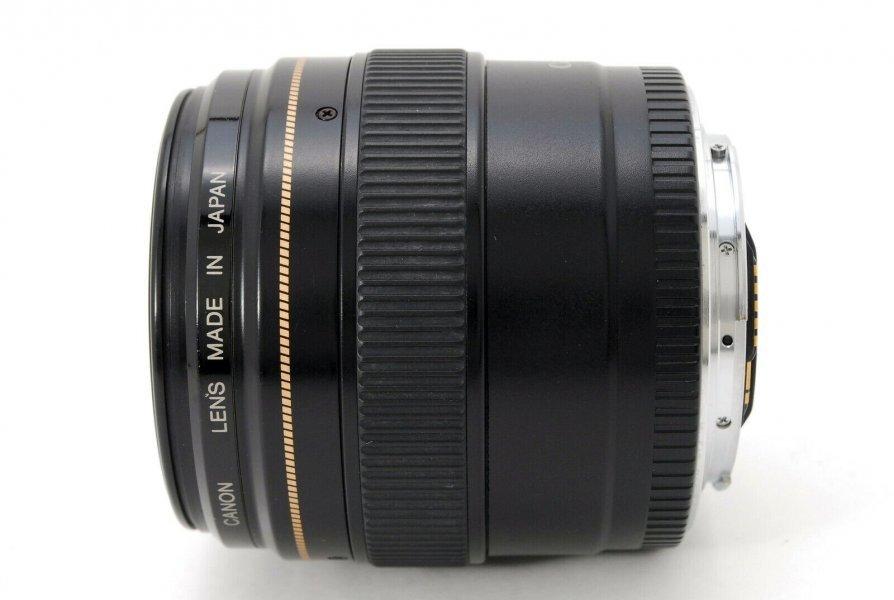 Canon EF 100mm f/ 2.0 USM