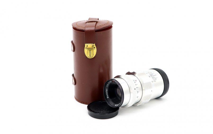 Bonotar 4,5/105mm V Feinmess Dresden новый