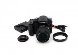 Sony Alpha DSLR-A100 kit