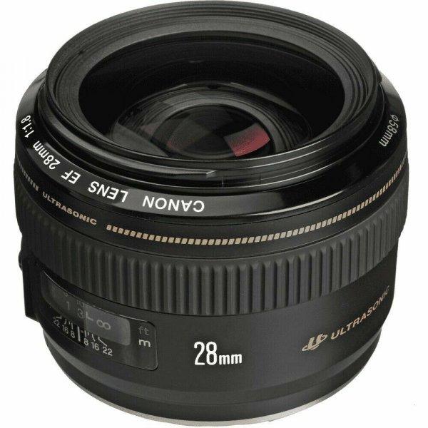 Canon EF 28mm f/1.8 USM новый