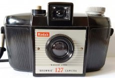 Kodak Brownie 127 camera (UK, 1960)