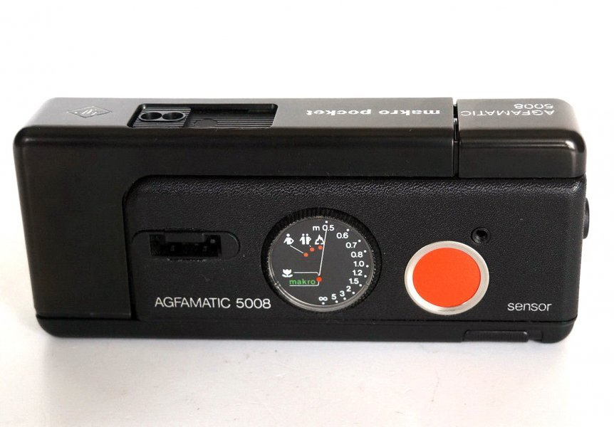 AGFAMATIC 5008 makro pocket (Germany, 1977)