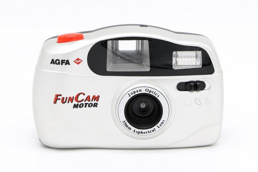 Agfa FunCam Motor