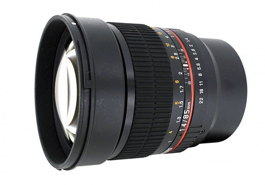 Samyang 85mm f/1.4 AS IF UMC Sony E