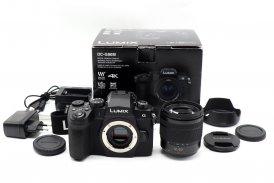 Panasonic Lumix DMC-G90M kit box