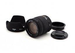 Sigma Zoom 18-125mm f/3.5-5.6 DC
