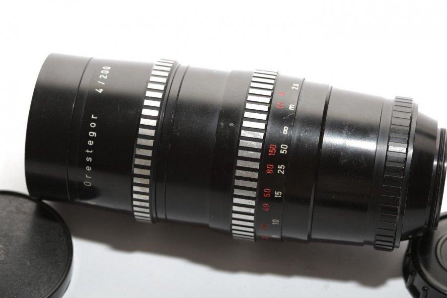 Orestegor 4/200 Meyer-Optik Gorlitz