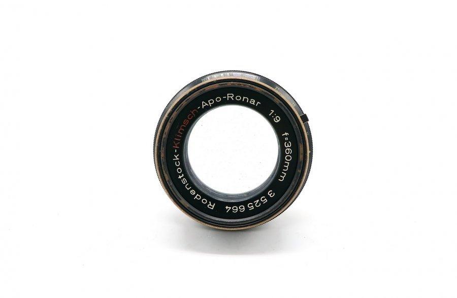 Rodenstock Klimsch Apo-Ronar 360mm/9