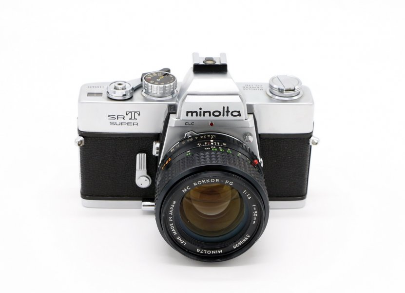 Minolta SRT Super kit  (Japan, 1980)