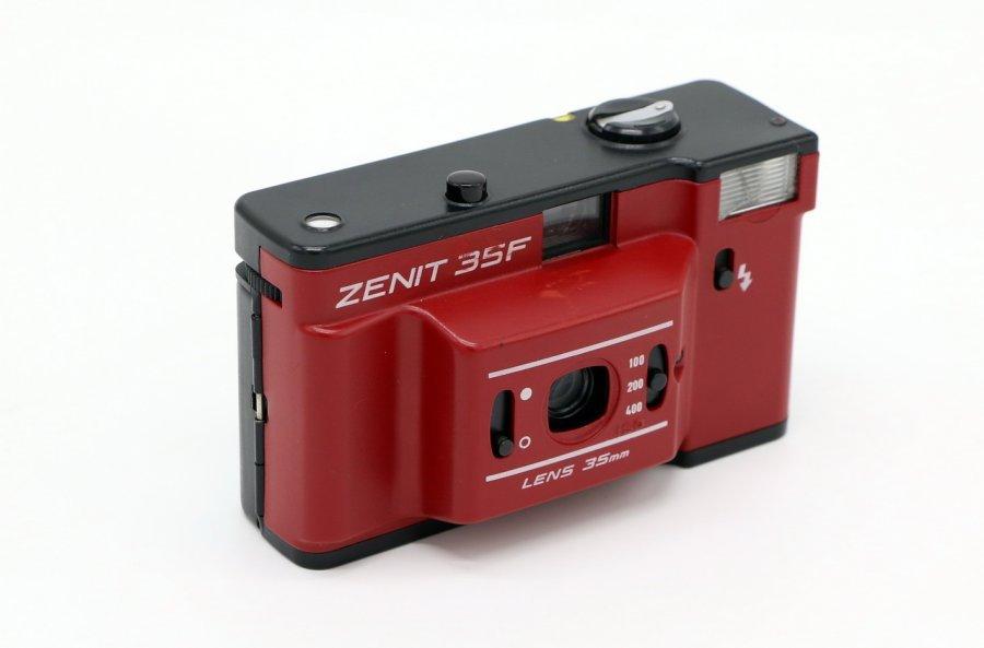 Zenit 35F (красный)