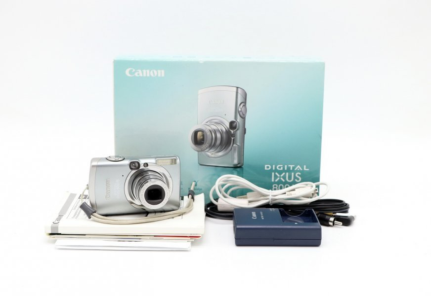 Canon IXUS 800 IS