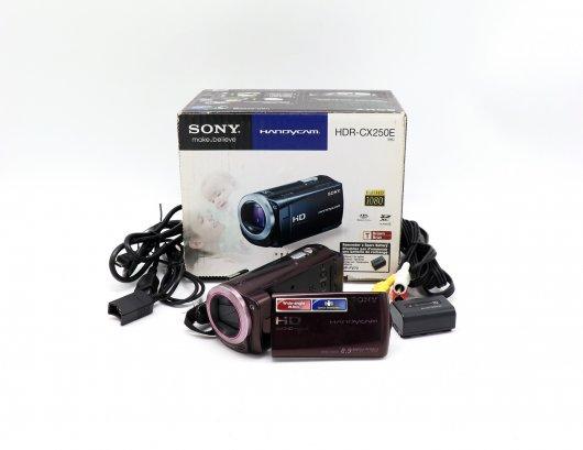 Видеокамера Sony HDR-CX250E