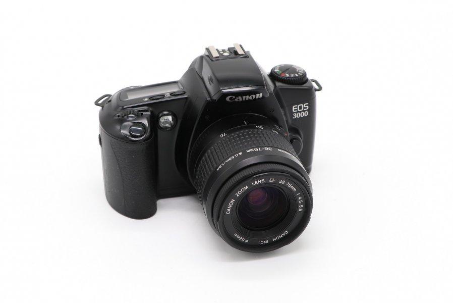 Canon EOS 3000 kit