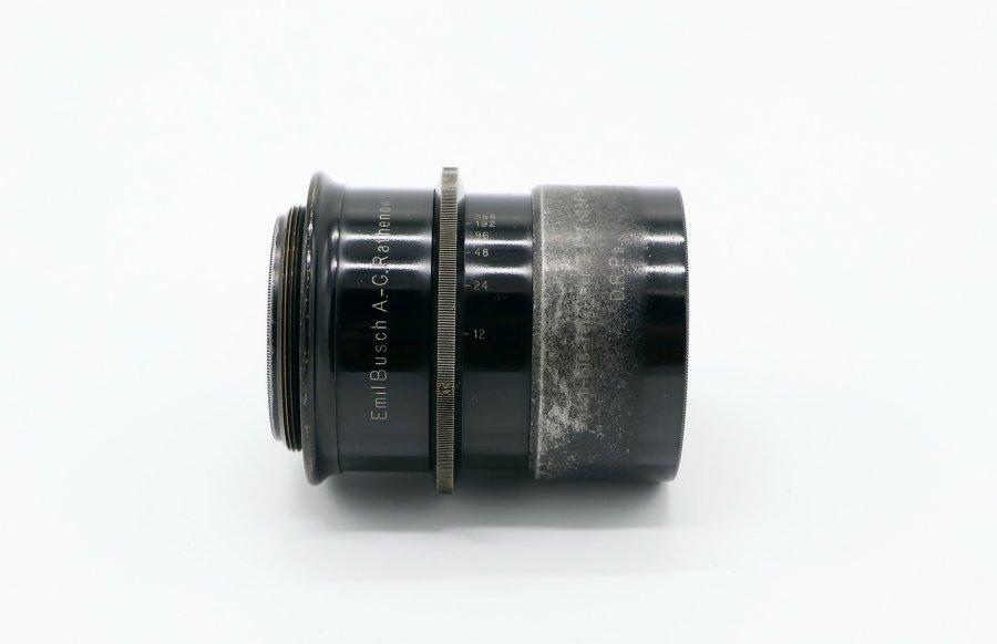 Emil Busch A.-G. Rathenow Bis-Telar F:7 F=400mm
