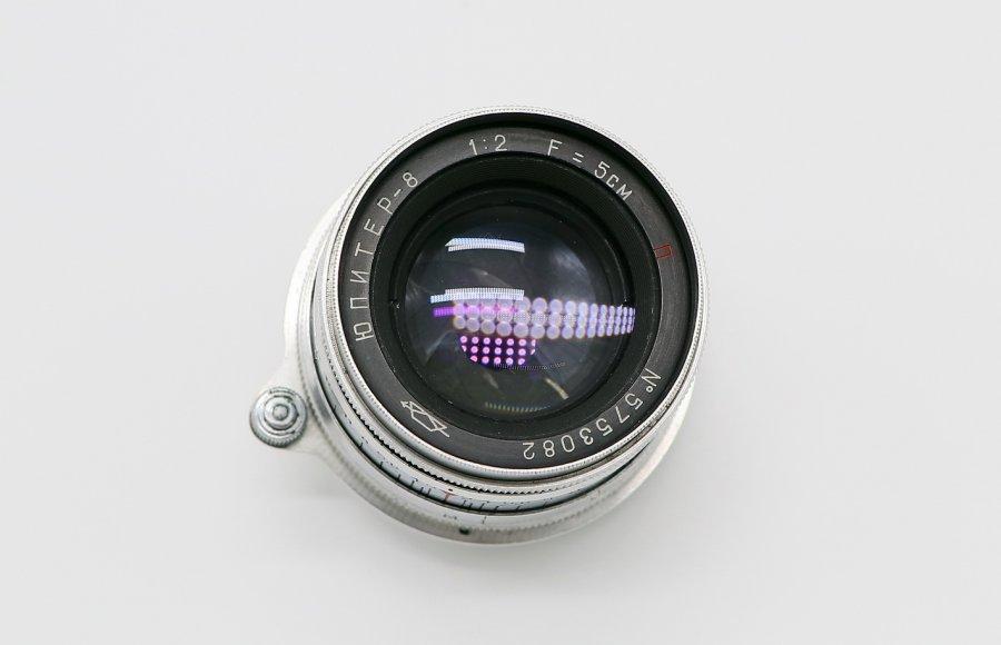 Юпитер 8 П f2/50mm (СССР, 1958)