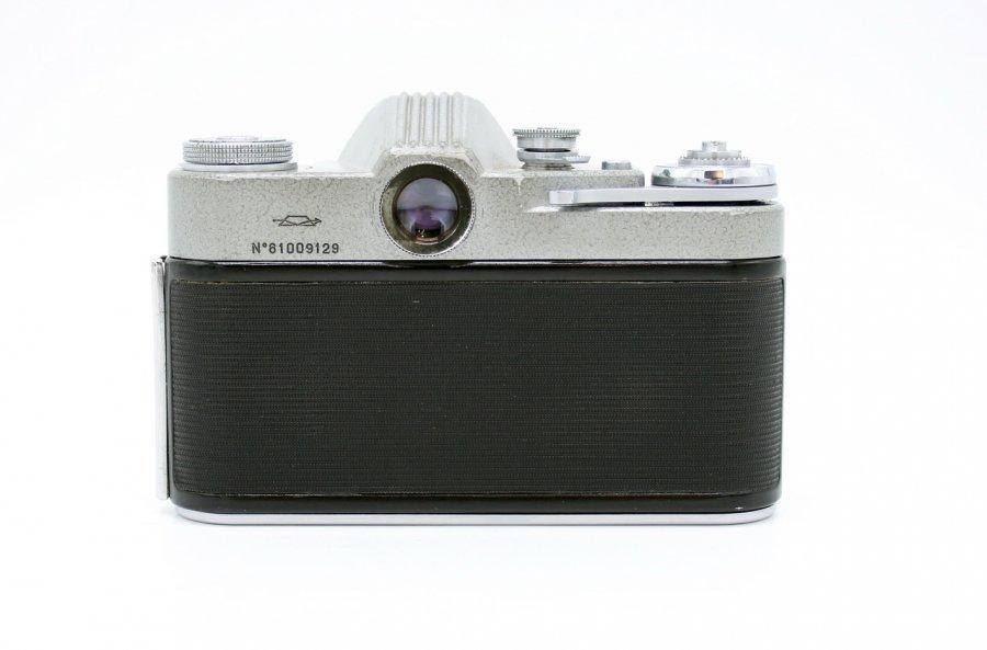 Кристалл + Индустар-50 (СССР, 1961г. в.)