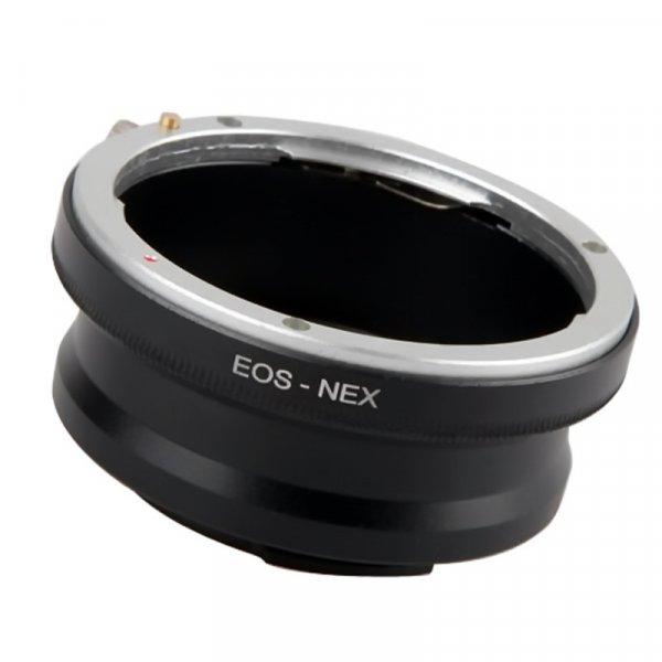 Переходник Canon EOS / EF - Sony Nex (Sony E)