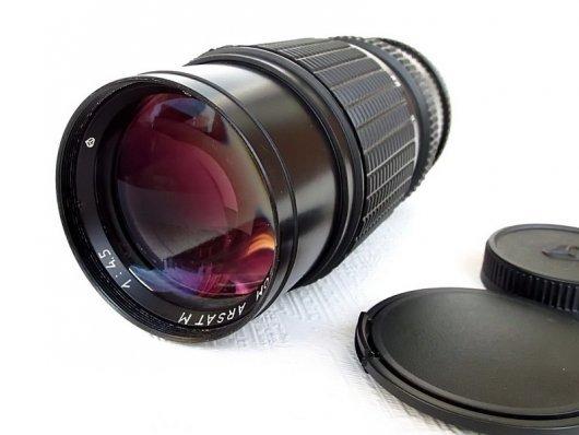 Arsat M Zoom 4.5/80-200мм M42