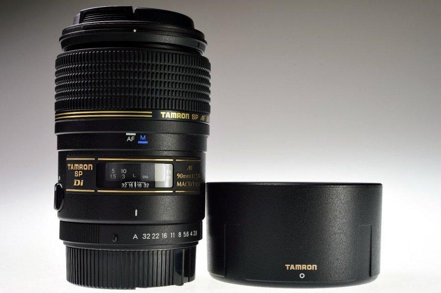 Tamron SP AF 90mm f/2.8 Di Macro Pentax K