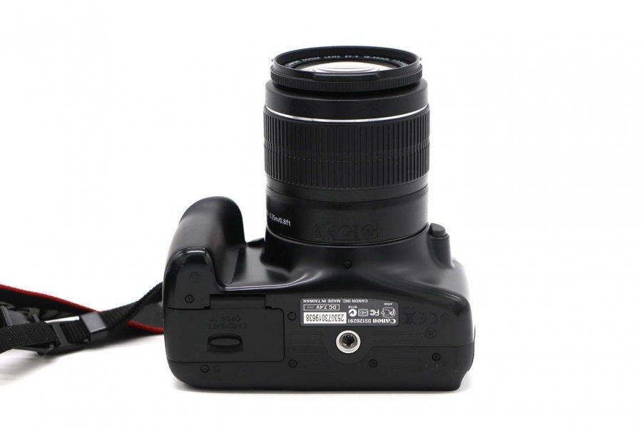 Canon EOS 1100D kit в упаковке