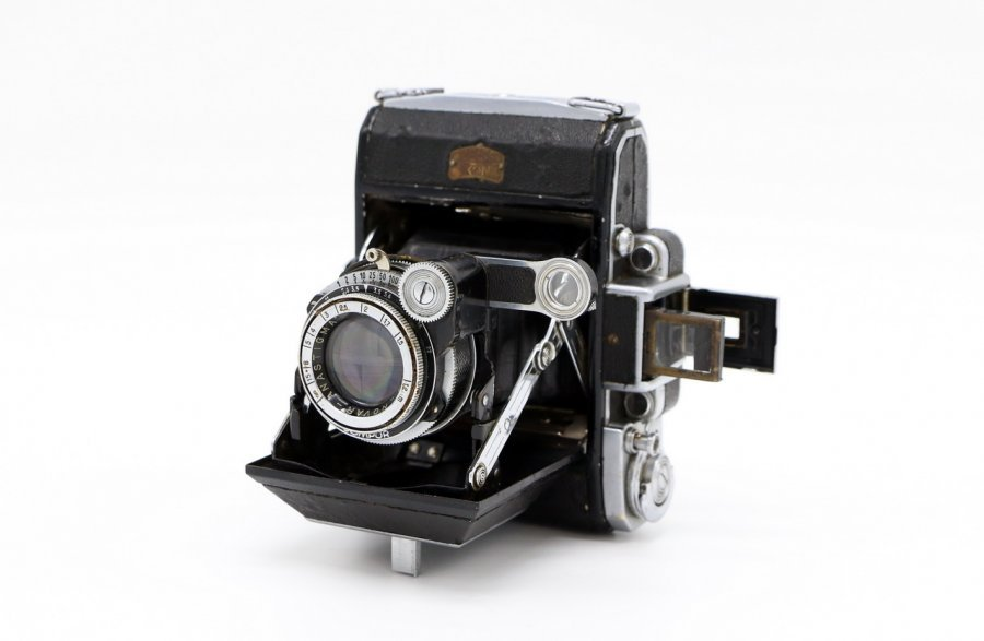 Zeiss Ikon Super Ikonta 531 (Germany, 1936)