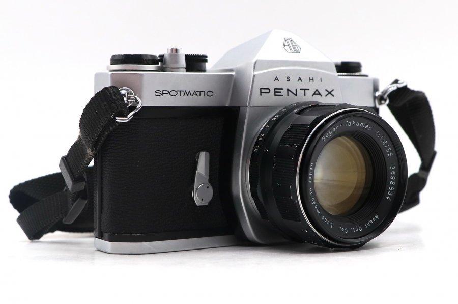 Pentax Spotmatic body (Japan, 1971)