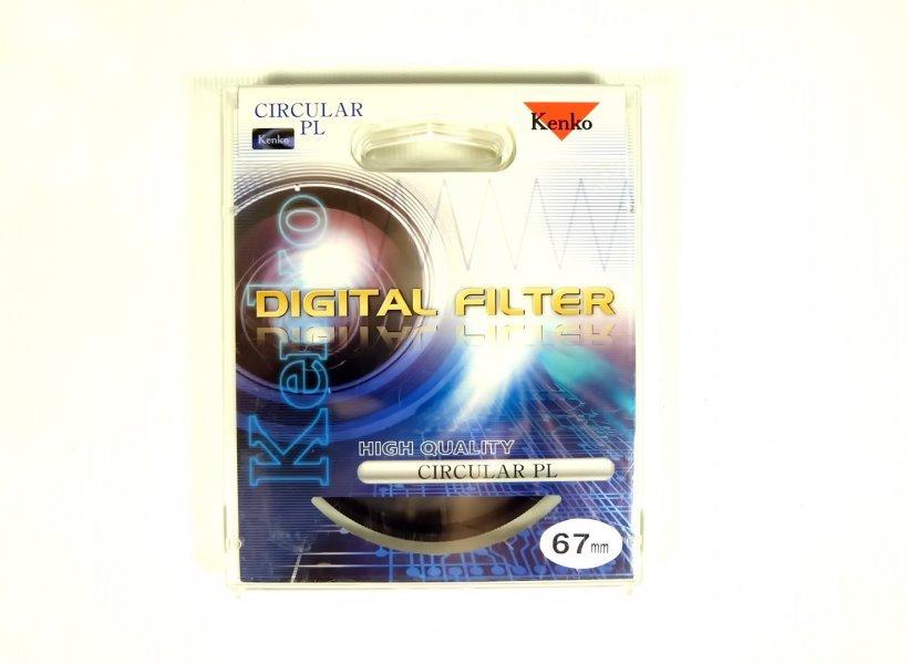 Светофильтр Kenko Digital Filter Circular PL 67mm