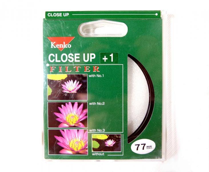 Макрофильтр Kenko Filter Close Up (+1) 77mm