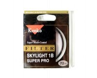 Светофильтр Kenko Filter Skylight 1B Super Pro 72mm