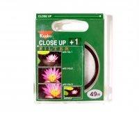 Макрофильтр Kenko Filter Close Up (+1) 49mm