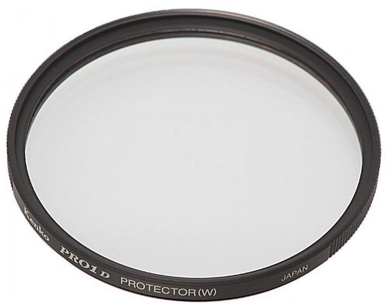 Светофильтр Kenko Pro1 Digital Protector (W) 49mm