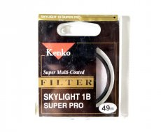 Светофильтр Kenko Filter Skylight 1B Super Pro 49mm