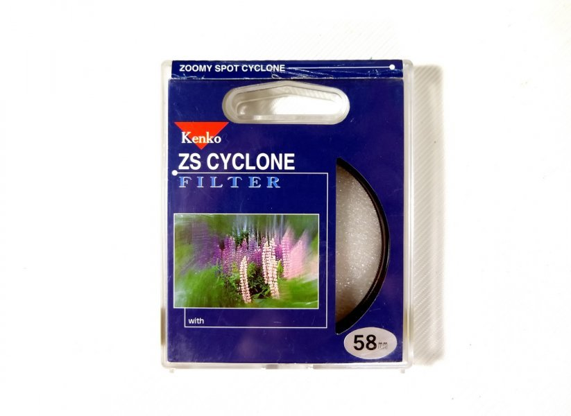 Светофильтр Kenko Filter Zoom Spot Cyclone 58mm Japan