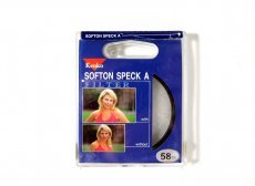 Светофильтр Kenko Filter Softon Speck A 58mm Japan