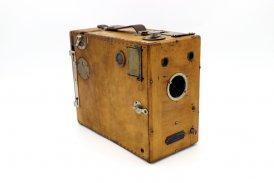 Деревянная камера 9x12, 19 век