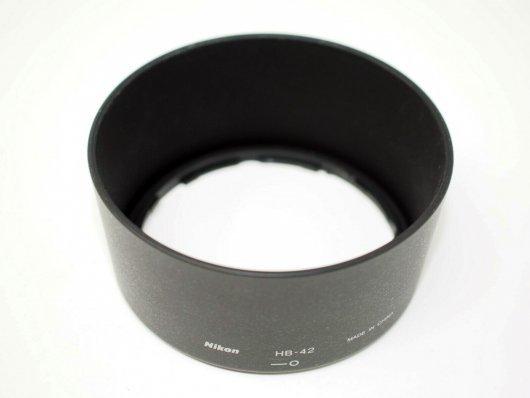 Бленда Nikon HB-42 для Nikkor Micro AF-S 60mm f/2.8G ED