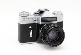 Редкость Revueflex E / Zenit E (Экспорт, 1967г.)