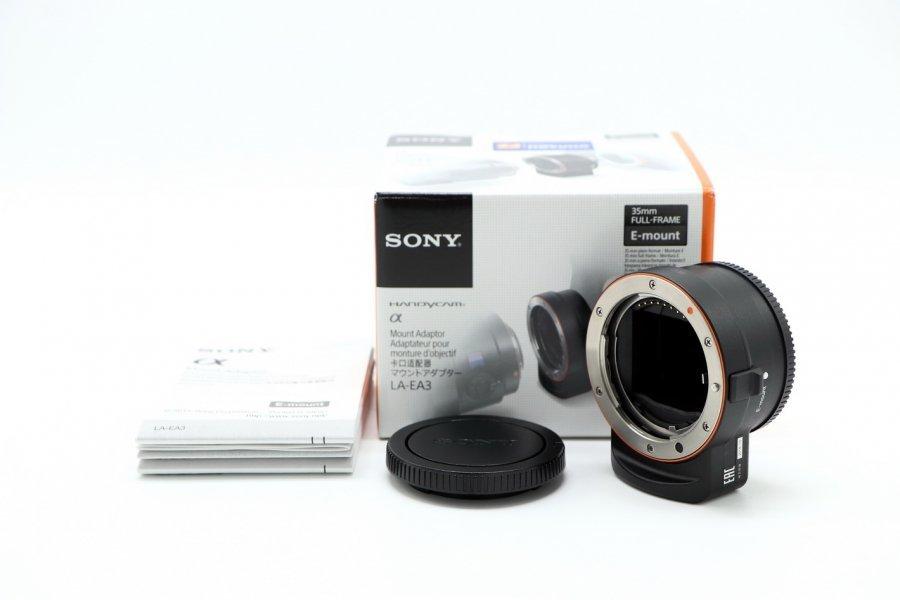 Adapter Sony LA-EA3 новый