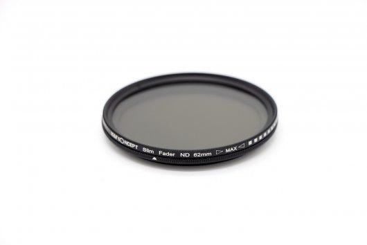 Светофильтр K&F Concept slim Faber ND 62mm