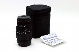 Sigma AF 70-300mm f/4-5.6 APO MACRO DG for Canon AF