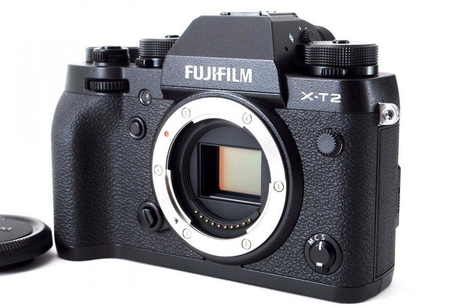 Новье Fujifilm X-T2 body