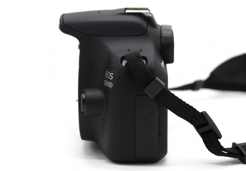 Canon EOS 1200D body в упаковке ( пробег 350 кадров)