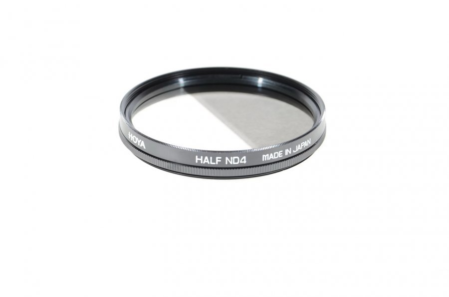 Светофильтр Hoya 58mm Half NDx4